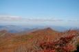 夏油高原からの眺望