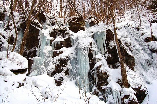 2009年2月1日十和田湖冬
