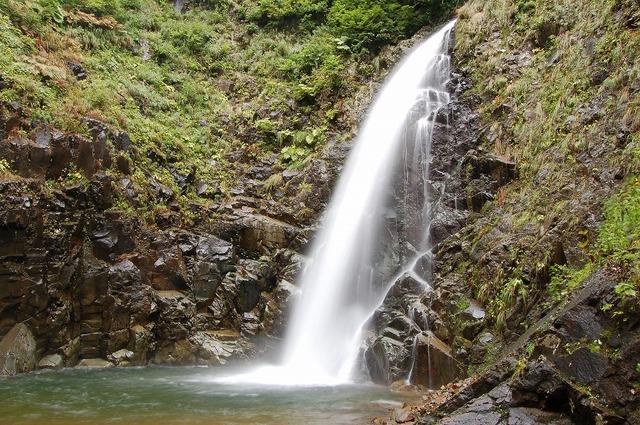 暗門の滝Ⅱ